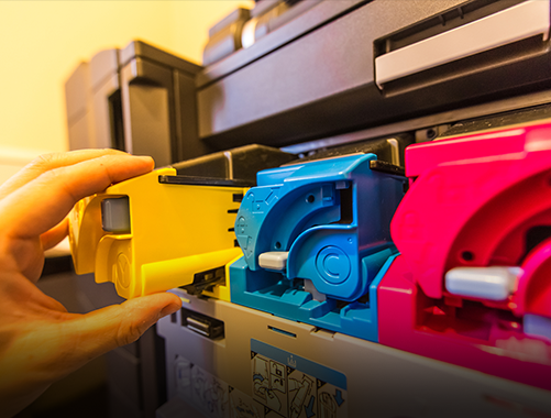 Ink & toner cartridges for your office printer